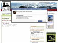Facebook Friendly: Washington Trails Association and Simple Social